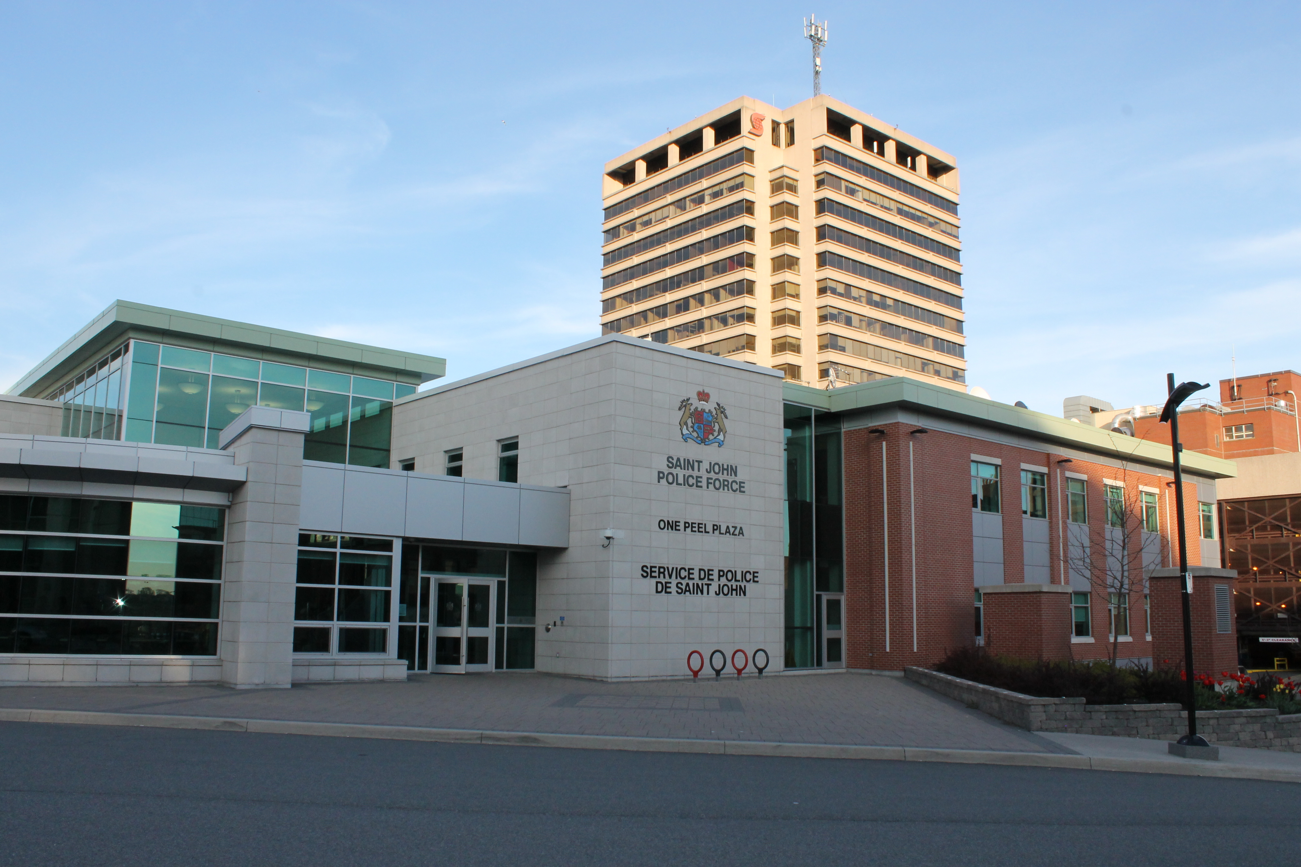 Saint John Police Head Quarters