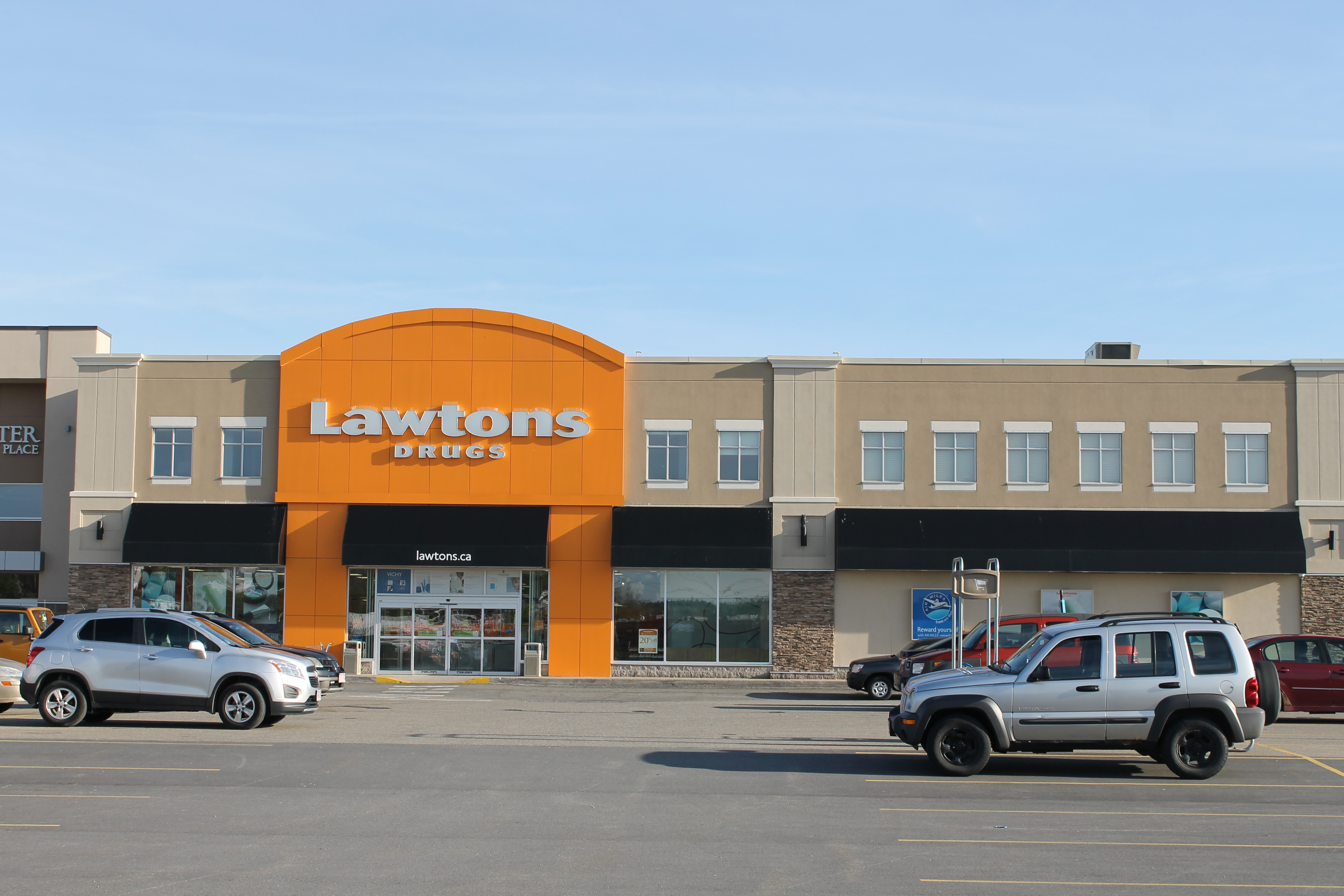 Lawton's Drug Store