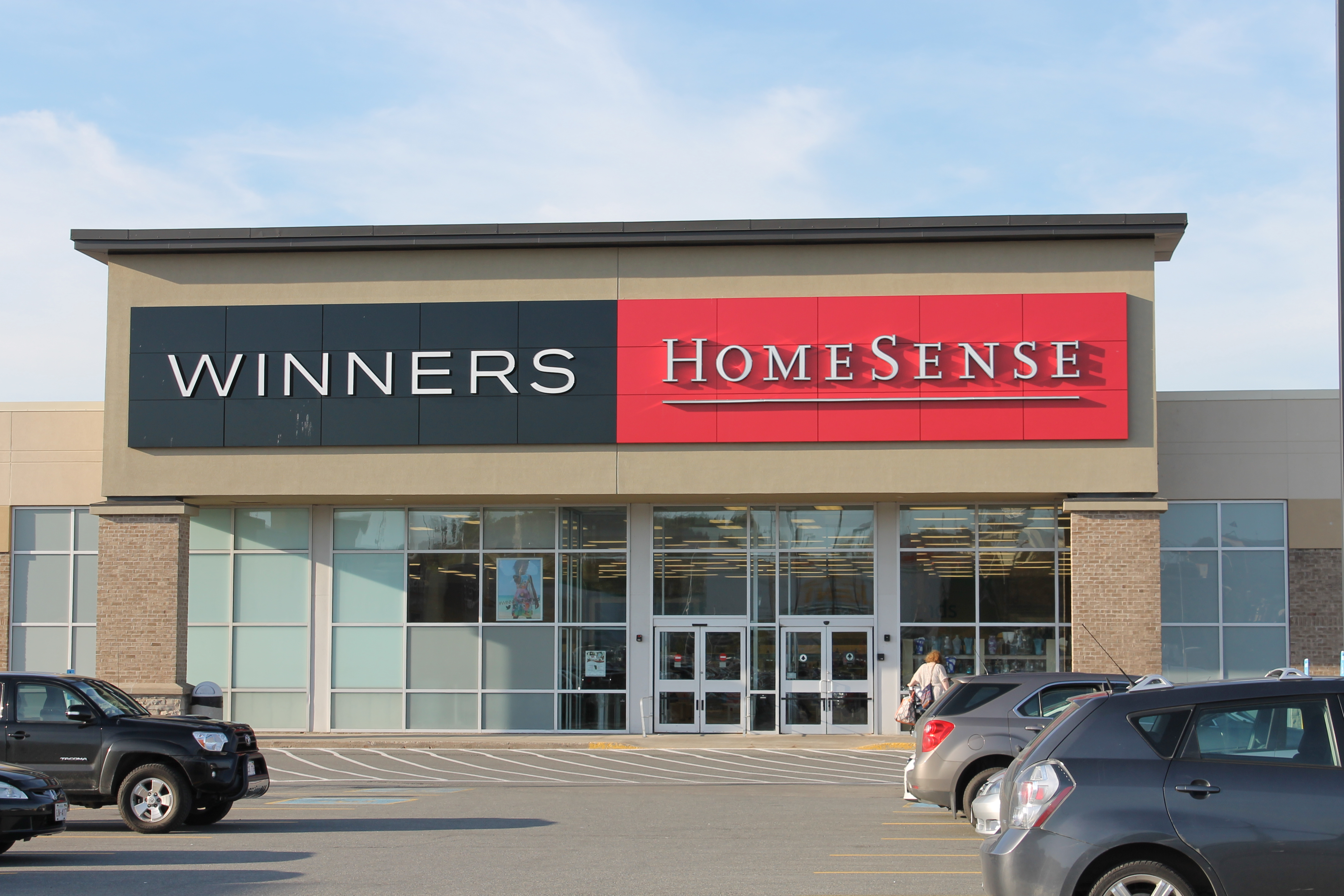 Winners Homesense